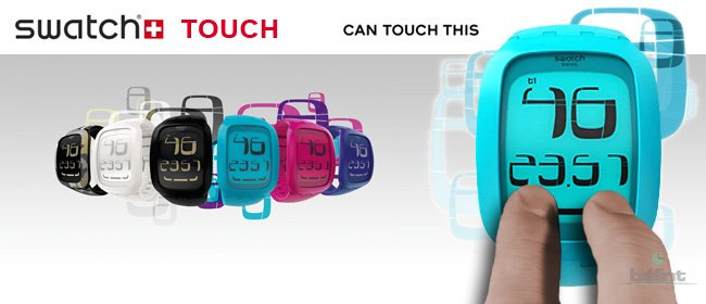 Swatch Touch 2011